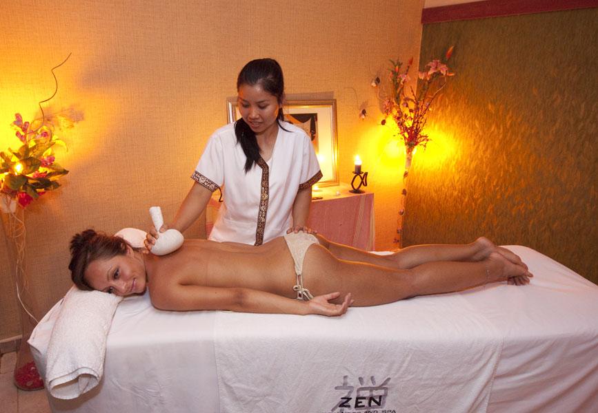 Секс видео в массаж действительно