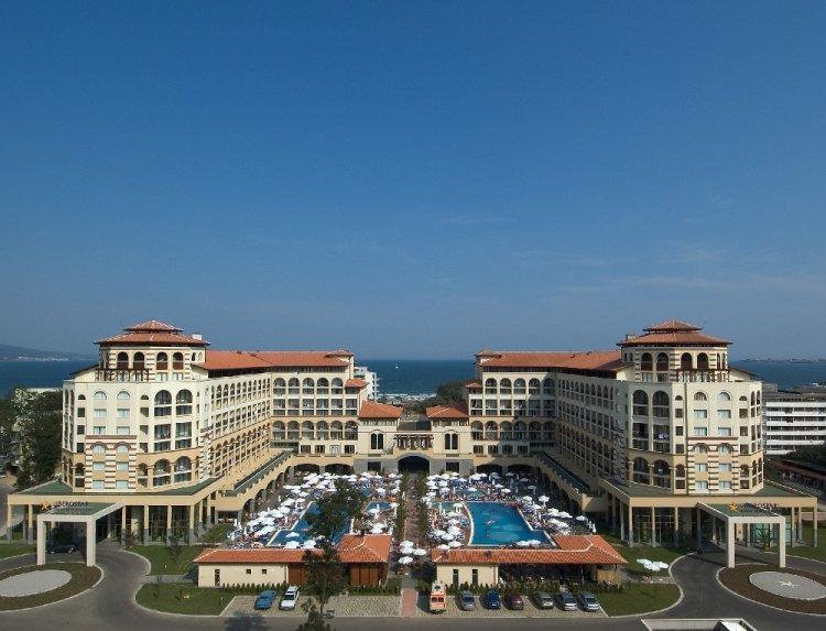 HOTEL IBEROSTAR SUNNY BEACH 4*, Sunny Beach, Bulgaria